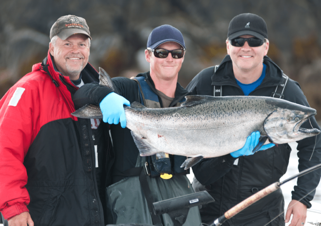 Peregrine Lodge Corporate Fishing 6