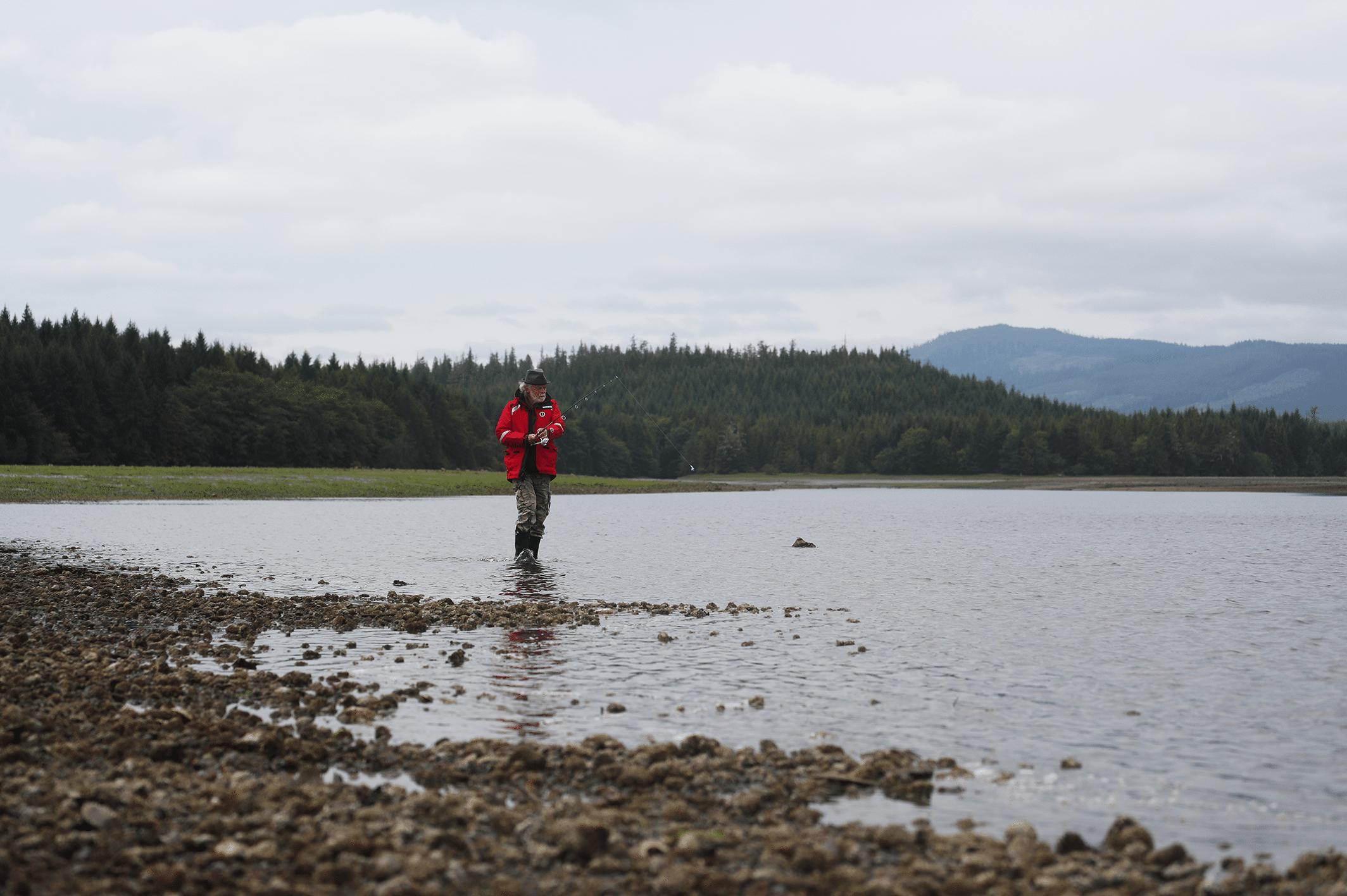 Haida Gwaii Freshwater Fishing 5