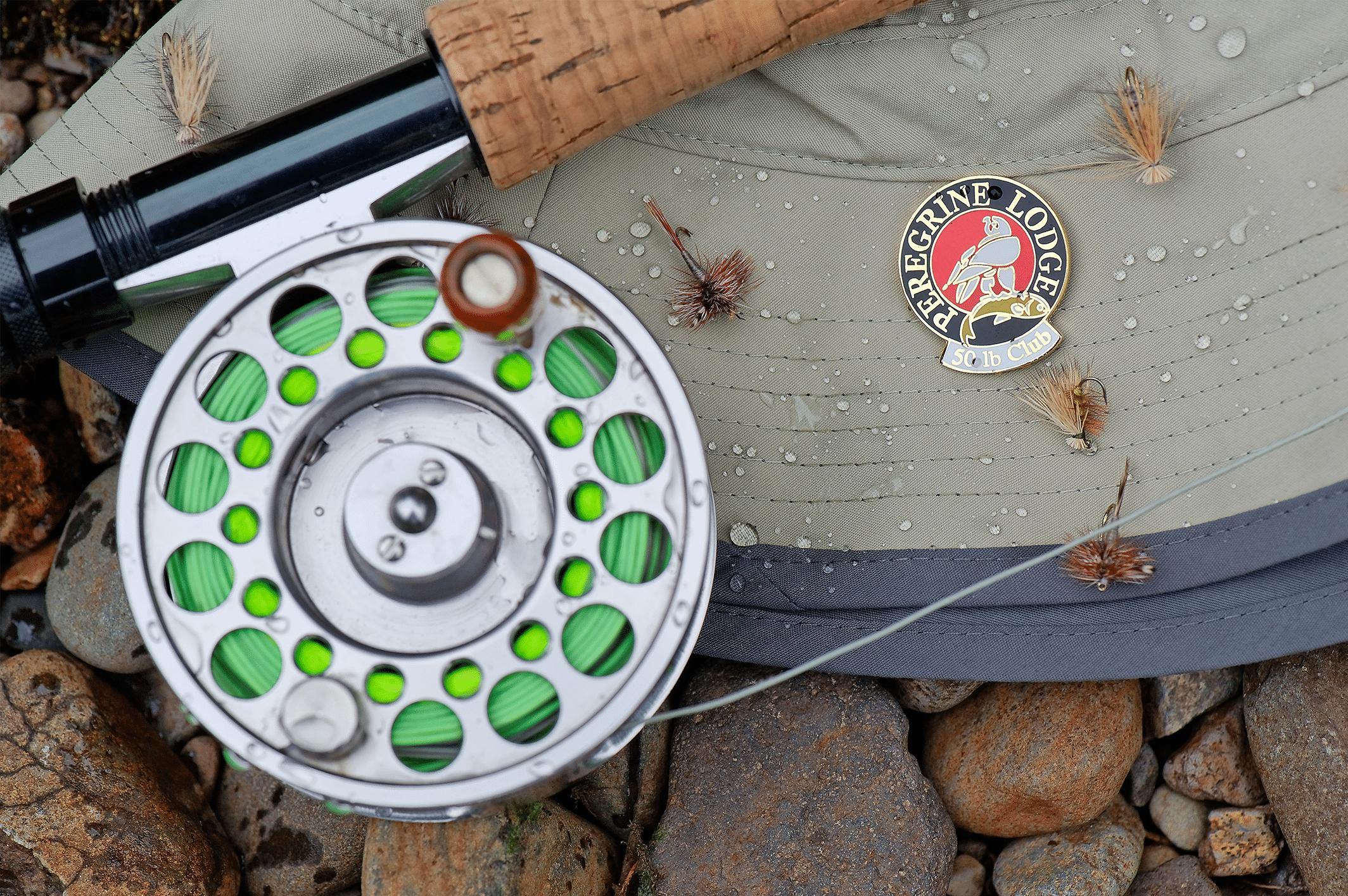 Haida Gwaii Freshwater Fishing 6
