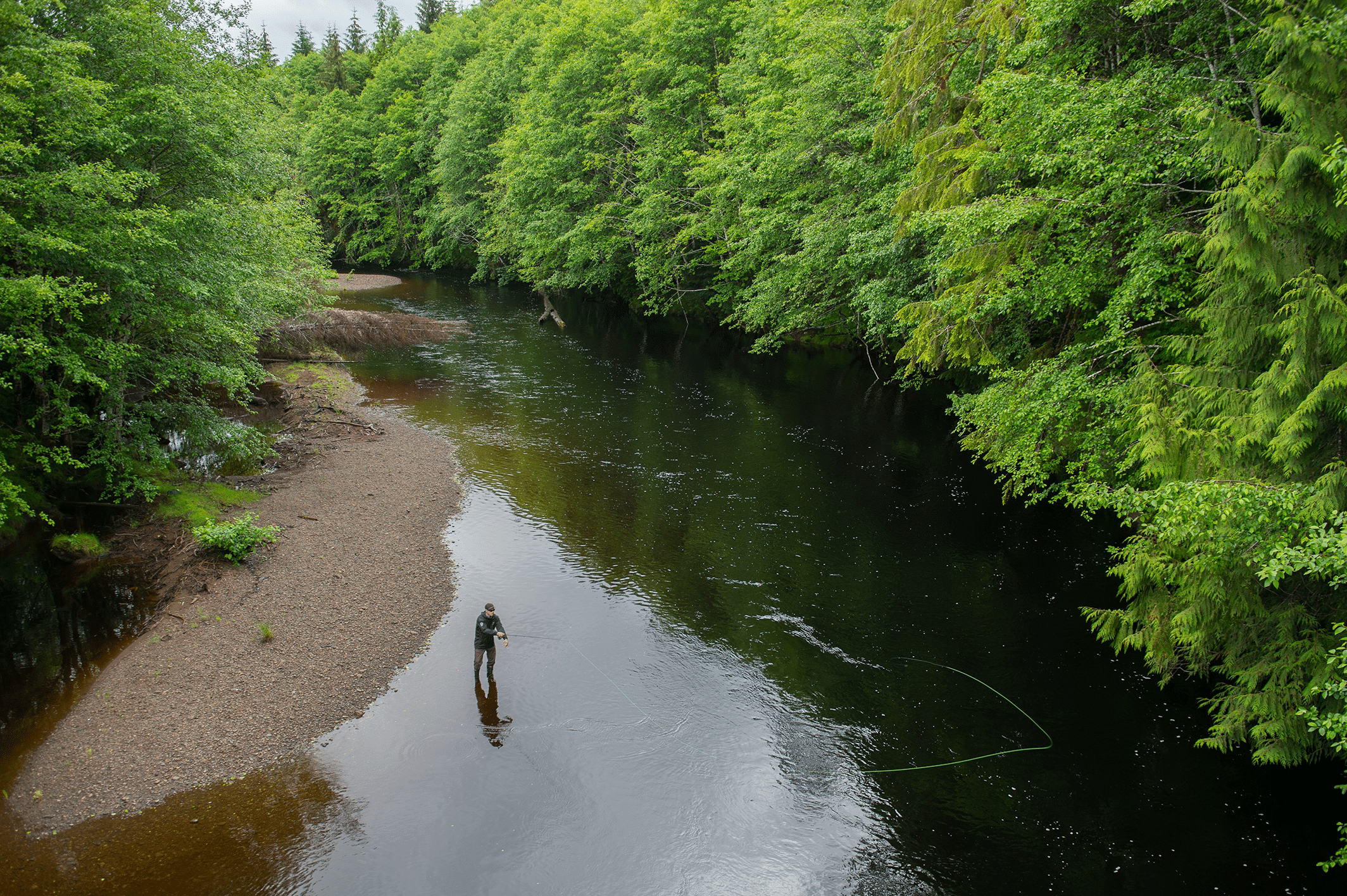 Haida Gwaii Freshwater Fishing 4