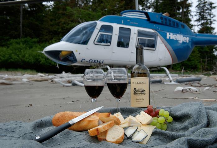 Haida Gwaii Helicopter Tours