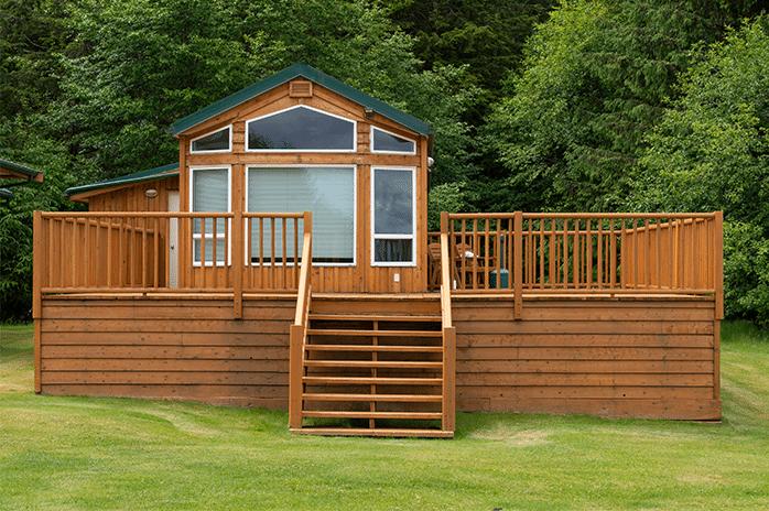 Peregrine Lodge Cabin 6