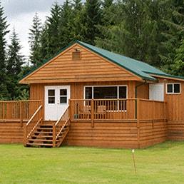 Fishing Resort Cabins