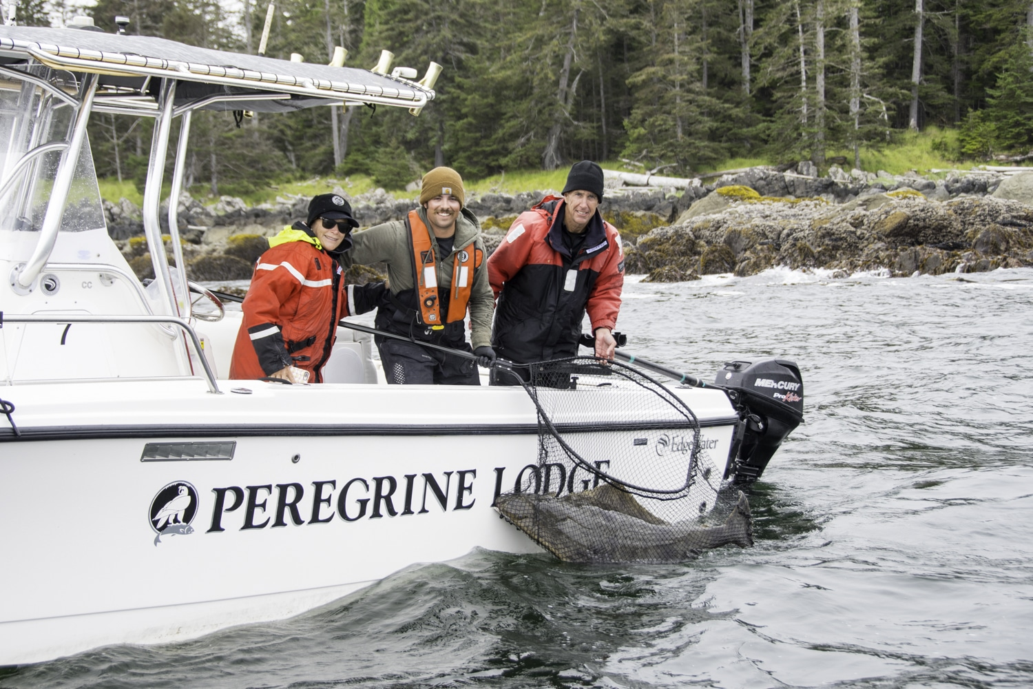 Halibut, catch and release, fishing trip